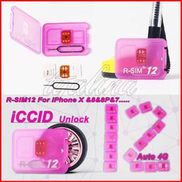 R sim iphone 3g online shopping - R sim rsim12 rsim sim12 ios ios11 ios x ICCID Unlocking for iPhoneX iphone PLUS plus G G