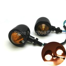 $enCountryForm.capitalKeyWord UK - 2* 12V Motorcycle Turn Signal lights led indicator light For honda sporters reverse light