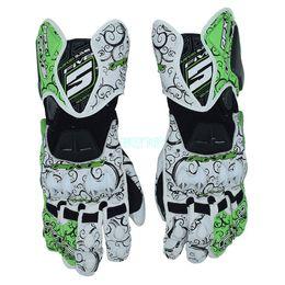 Ingrosso CINQUE guanti tribali RFX1 MOTO GP guanti da moto protettivi nubi voluttuose guanti da corsa in pelle 4 colori