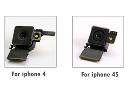 $enCountryForm.capitalKeyWord Canada - Test Passed Original For APPLE iPhone 4 4G 4S Back Rear Camera Lens Flash Module with Flex Cable Replacemen 10PCS Lot