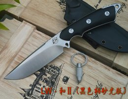 Lw knifes online shopping - High quality BIG LW Tactical straight knife D2 Blade G10 Handle sheath Outdoor Hiking Hunting Survival Knife Utility camping Tools