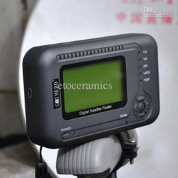 Wholesale Lots10 Sathero Digital Satellite Finder Meter Satellite Meter Finder SH-200+ with DVB S, DVB S2, CBS MPEG-4 and ABS-S Free Shippin on Sale