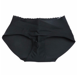Culottes Sexy Pas Cher-Grossiste-2016 Femmes Sexy Hip Padded Butt Lifter Enhancer Bum Push Up fesses M L XL culottes