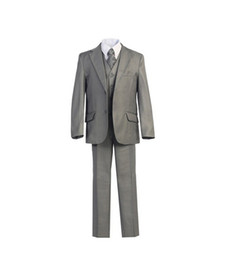 $enCountryForm.capitalKeyWord UK - Hot sale boy suits fashion contracted two button boy tuxedos high qulity three-piece boys tuxedos formal occasion(jacket+pants+vest)