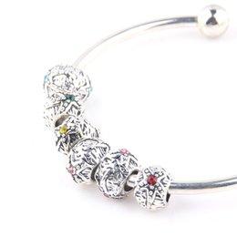 Оптовая продажа 925 серебряные подвески бусины подходят оригинальный Pandora браслет подвески аутентичные DIY идентичные ювелирные изделия