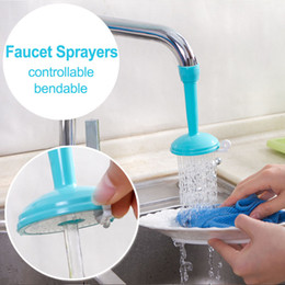 Kitchen Creative Water Saving Kitchen Faucet Sprayers Adjustable Tap Filter  Nozzle Swivel Spout Faucet Bathroom Accessories Bathroom Faucet Water Filter  ...