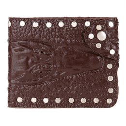 Button business card holder nz buy new button business card wholesale rivet men wallet quality guaranteed male leather wallets with coin pocket photo card holder purse business burse button notecase reheart Images