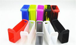 H Case Australia - Newest H-priv 220w Silicone Case Silicon Cases Colorful Rubber Sleeve Hpriv Skin For Smok H priv 220 watt TC Box Mod Vape DHL