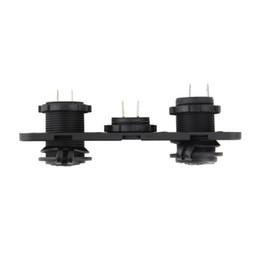 12v lighter socket adapter online shopping - 12V Dual Car Cigarette Lighter Socket USB Adapter Charger Digital Voltmeter YKS