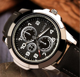 Men Sports Racing Watch Australia - 350 imitation Korean Racing 6-pin three non-mechanical men's sports watch brand watches men quartz watch explosion