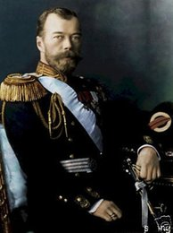 $enCountryForm.capitalKeyWord Australia - portrait tsar nicholas_II,Genuine Handpainted Leader Portrait Art Oil Painting On High Quality Canvas,in customized size accepted