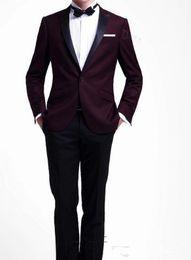 Burgundy Tuxedo Sale Nz Buy New Burgundy Tuxedo Sale Online From