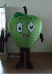 Halloween Apple Costume Online | Green Apple Halloween Costume for ...