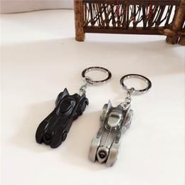 $enCountryForm.capitalKeyWord UK - Batman VS Superman Batman chariots keychains The Avengers Marvel Comics Bruce Wayne Superhero Joker Metal Model Key chain
