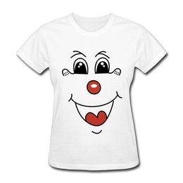 cute girls red shirts UK - Summer New T-shirt For Women Cute Cartoon Printing Female Tops Short-Sleeved Shirts Pure Cotton Casual T-shirt For Women and Girls