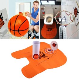 $enCountryForm.capitalKeyWord Canada - Funny Toilet Basketball Game Gadget -Prank Gift for Basketball Lovers Hot Seling