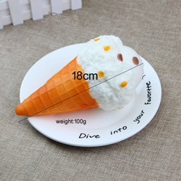 $enCountryForm.capitalKeyWord Canada - 18cm big size Jumbo Ice Cream Slow Rising Squishy Charm Kawaii Squishies Cream Scented Decompression Anxiety Toy for children