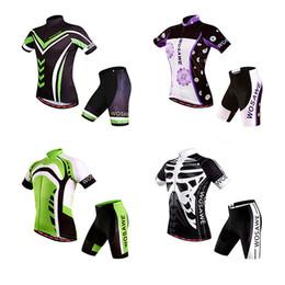 Original WOSAWE Summer Women Man Cycling MTB Short Sleeves Jersey Bike  Bicycle Jersey Sets Shirts Padded Cycling Short Wear Uniforms 2510002 ... 68a793c4c