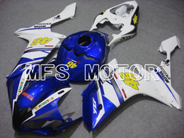 $enCountryForm.capitalKeyWord Canada - Hot Sale Fit For Yamaha YZF-R1 2007 2008 07 08 ABS Plastic Injection Mold New Fairing Bodywork Kit