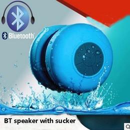 Cheap Waterproof Speakers NZ - Wholesale- Super bass HIFI sound IPX4 Waterproof built in Microphone Cheap bluetooth speaker