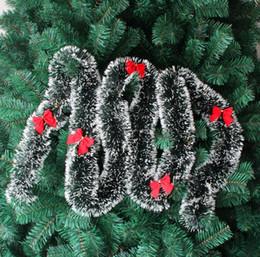 pine garland merry christmas christmas tree decoration strip decoration garland christmas ribbon christmas decoration free shipping cr002 - Christmas Tree Ribbon Garland