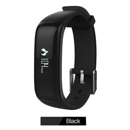 phone call tracker UK - Smart Wristband P1 Bluetooth 4.0 Bracelet Blood Pressure ,Sleep Monitoring Sedentary Reminder For IOS Android iPhone 7 Plus 6 6S