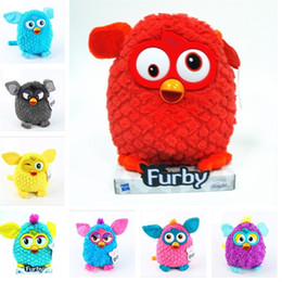 Discount owl toys for kids - New 10 styles Pets Owl Elves toys children Plush Toys Kids Interactive Toys Creative gifts for children IA865