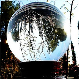 $enCountryForm.capitalKeyWord Canada - 40-200mm + Stand huge Rare Natural Quartz Magic Crystal Healing Ball Sphere