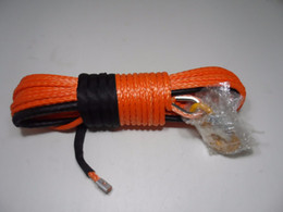 Synthetic Winch Rope NZ   Buy New Synthetic Winch Rope Online from