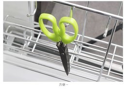$enCountryForm.capitalKeyWord Australia - 5layer Kitchen Scissors Cut Vegetables Noodles Scallion Seaweed Sushi Shredding #R571