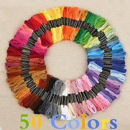 Embroidery Threads Wholesale NZ | Buy New Embroidery Threads
