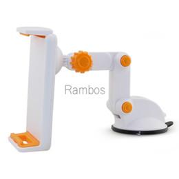 Flexibler langer Arm-klebriger Windschutzscheiben-Schlag-Tablette PC Auto-Berg-Standplatz-Halter-Autotelefon-Halter für iphone 6 Plus für Ipad Air / Mini 4
