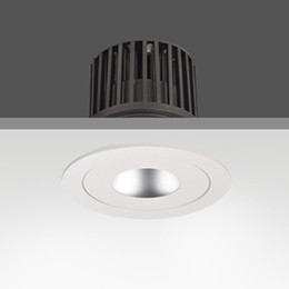 IP20 COB LED Ceiling Down Light Recessed LED Light Fixtures LED Commercial  Lamp 12W Indoor Spot Lights