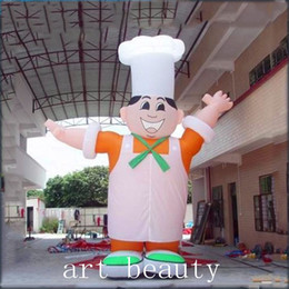$enCountryForm.capitalKeyWord Canada - Cute inflatable cook model  giant inflatable chef cartoon model for restaurant advertising