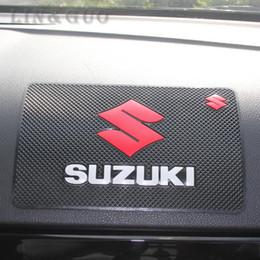 Swift Accessories Canada - Anti-Slip Mat Interior accessories case for Suzuki grand vitara suzuki sx4 swift Suzuki jimny car styling