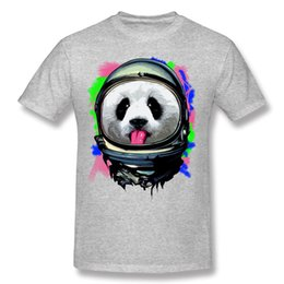 $enCountryForm.capitalKeyWord Canada - Latest funny men T shirts Panda Yummy 3D print shirt summer beach casual 100% cotton short sleeve T-shirt 6XL free shipping
