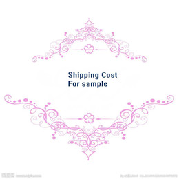 Wholesale shipping cost for samples of that customer order