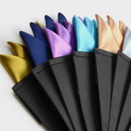 $enCountryForm.capitalKeyWord Australia - Men's suits, pocket towels, handkerchiefs, men's pure colors, business suits, wedding suits, pocket towels wholesale