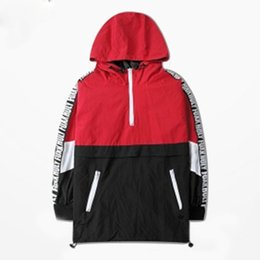 Discount Retro Windbreaker Jackets | 2017 Retro Windbreaker ...