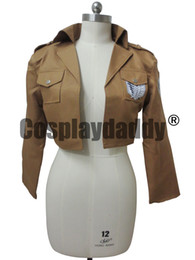 $enCountryForm.capitalKeyWord UK - Attack on Titan Uniform Cosplay Costume Halloween Outfit