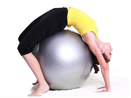 Multi-usage burstproof pvc exercice Yoga ball Gym centre intérieur  utilisation trainning fitness boules taille dcb2a7e88f905