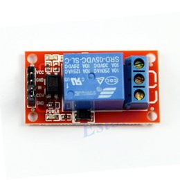 $enCountryForm.capitalKeyWord Canada - Shipping Hot Sell 5pcs lot 1-Channel H L Level Triger Optocoupler Relay Module for Arduino 5V