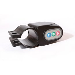 Chinese  Bike Bicycle Cycling Accessories Alarm Anti-theft Lock Electronic ABC password Code Security Portable Sound Loud manufacturers