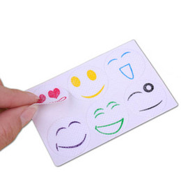 $enCountryForm.capitalKeyWord Canada - 60 Stickers Smiley Insect Mosquito Repellent Stickers Patches Citronella Oil