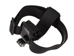$enCountryForm.capitalKeyWord Canada - New Elastic Mount Extendable Head Belt flexible Strap Band adapter for S&ny action cam HDR-AS100v AS30V AEE camera accessory