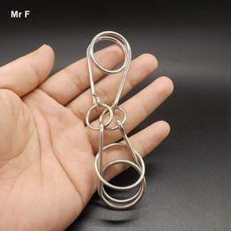 $enCountryForm.capitalKeyWord NZ - Fun Telescope Metal Ring Puzzle Trick Game IQ Brain Teaser Test Toy Gift Pleased Kid Teaching Aids