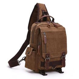 Army style messenger bAg online shopping - Fashion Shoulder Bags Women Cross Body Messenger Bag Waterproof Shoulder Backpack Travel Rucksack Canvas Sling Bag