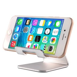 $enCountryForm.capitalKeyWord Canada - Universal Aluminum Metal Phone Stand Holder For iphone SE 6S 7 plus For Samsung Note 7 Tablet Desk Holder Stand for Smart Watch