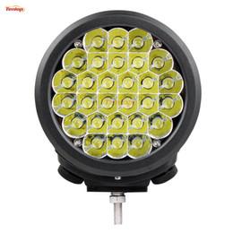 Atv Front Canada - Super Bright 7 Inch 140W Cree Front Bumper Light Headlight For Offroad 4*4 Wrangler Defender ATV