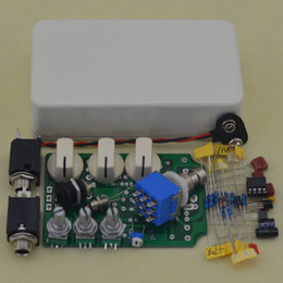 Effects Pedal Kit Australia - NEW DIY Overdrive Guitar Effect Pedal True Bypass Electric guitar stompbox pedals OD1 Kits W